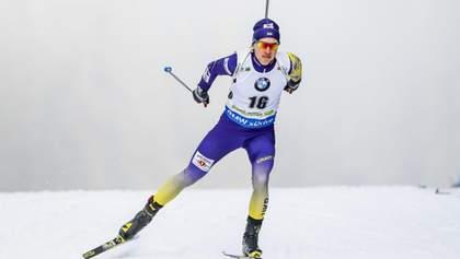 Титулований біатлоніст виступить за Україну на Кубку світу в Обергофі