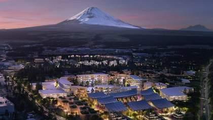 Toyota побудує місто майбутнього для випробування ключових технологій