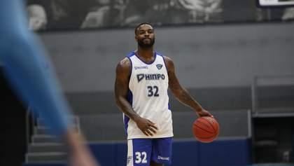 """""""Днепр"""" подписал баскетболиста с опытом выступлений в НБА"""