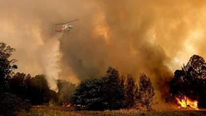 В Австралії готуються до нової хвилі пожеж