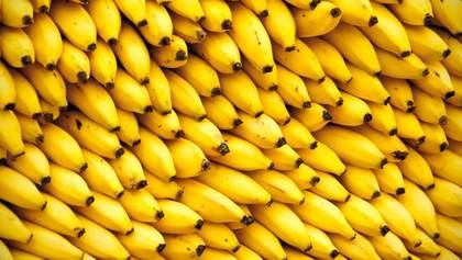 В 2019 году украинцы съели рекордное количество бананов