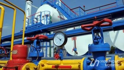 Впервые Россия через территорию Украины транспортировала 100 миллионов кубометров газа в сутки