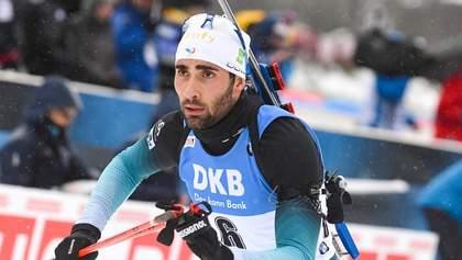Фуркад впевнено виграв спринт в Обергофі, українець Прима – 15-й