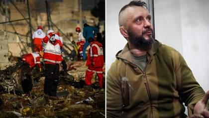 Главные новости 10 января: новые заявления о авиакатастрофе МАУ и Антоненко остается под стражей