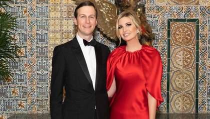 Иванка Трамп трогательно поздравила мужа с днем рождения