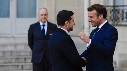 Зеленский договорился с Макроном о привлечении Франции к расшифровке черных ящиков