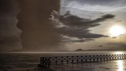 Извержение вулкана Тааль на Филиппинах: есть погибшие, сотни тысяч эвакуированных