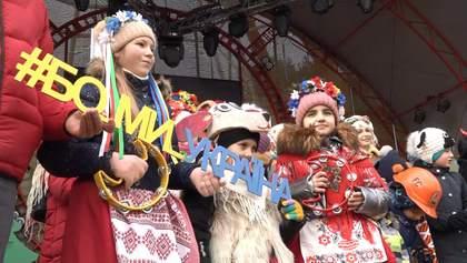 Всеукраїнське вертепне дійство у Харкові: вражаючі фото та відео