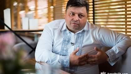 Мірошніченко: Невирішення питання Ukrlandfarming завдасть шкоди ринку землі та взагалі Україні