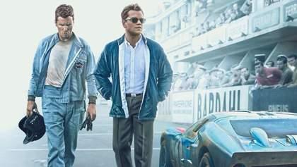 """Дві нагороди """"Оскар"""" отримав фільм про перегони """"Аутсайдери"""", заснований на реальних подіях"""