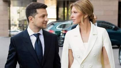 Зеленский ввел жену в совет, который ранее возглавляла Марина Порошенко