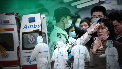 Коронавирус COVID-2019 в Китае обнаружили более 20 новых случаев болезни