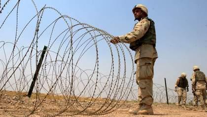Військову базу США в Іраку обстріляли ракетами