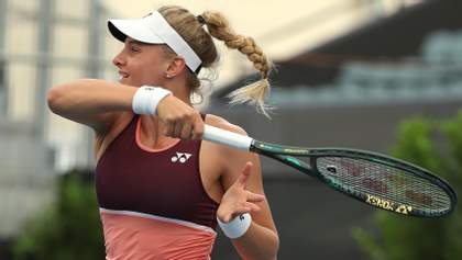 Украинка Ястремская прошла бывшую первую ракетку мира на турнире в Австралии