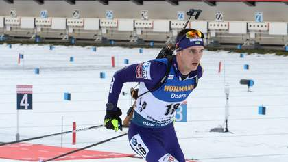 Пидручный, Прима и Семенов побегут спринт на этапе Кубка мира в Рупольдинге