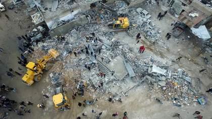 Асад вместе с Россией ударили бомбами по Идлибу: много жертв