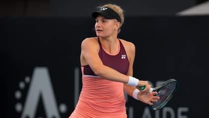 Ястремська вийшла у півфінал турніру в Австралії та встановила унікальне досягнення в кар'єрі