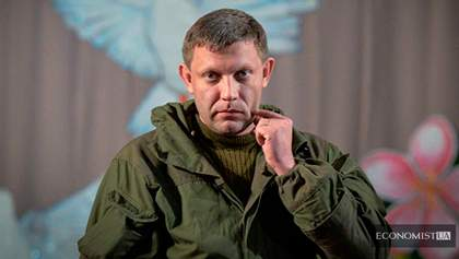Оккупанты Крыма назвали улицу именем главаря боевиков Захарченко, которого взорвали на Донбассе