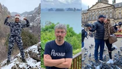 Гончаренко моржував, Ткаченко зустрів Санту, а Тищенко виспався: як відпочивали нардепи