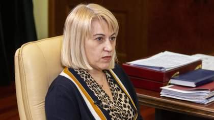 Міністерка Альона Бабак йде у відставку