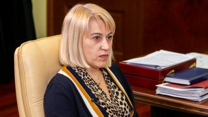 Министр Алена Бабак уходит в отставку