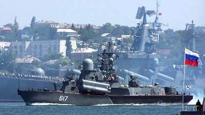 Росія не дає проводити рятувальні операції на морі: на агресора поскаржилися