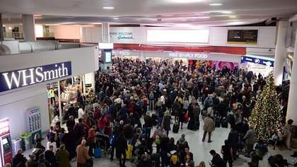 В Лондоне эвакуировали аэропорт из-за угрозы взрыва: что об этом известно