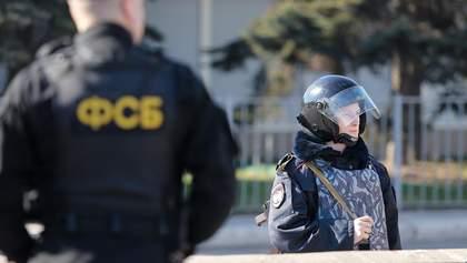 ФСБ затримала ще одного українця в Криму: провели секретну операцію