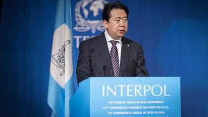 У Китаї за корупцію ексголову Інтерполу засудили до 13 років: деталі справи