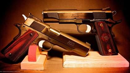 У МВС готують закон про легалізацію зброї: що наразі відомо