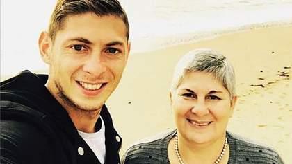 Біль не вщухає, він ніколи не зникне, – мама загиблого футболіста Еміліано Сала