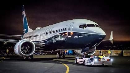 Після авіакатастроф Boeing припинила виробництво літаків 737 MAX