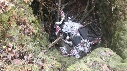 Вандализм на могиле УПА: Польша назвала это попыткой рассорить ее с Украиной