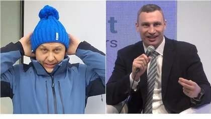 Крадіжка шапок та обмовка Кличка: чим на форумі у Давосі запам'яталася Україна