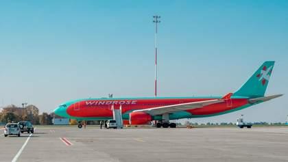 """""""Роза Вітрів"""" розширить програму внутрішніх рейсів: нові напрямки"""