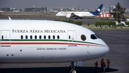 Голова Мексики хоче розіграти президентський літак у лотерею