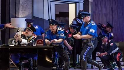 Национальная опера удивит классикой на новый лад: футбол, электросамокаты и мечи джедаев