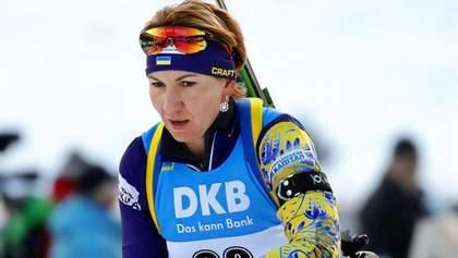 Звездная украинская биатлонистка заявила о проблемах с сердцем