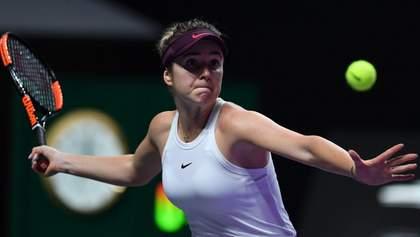 Свитолина сенсационно проиграла на Australian Open