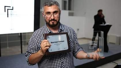 Журналиста задержали на границе с Польшей из-за книги об ОУН-УПА