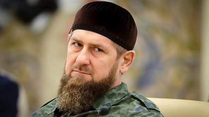 У Чечні затримали та побили 25 людей за мем з Кадировим в одязі православного священника