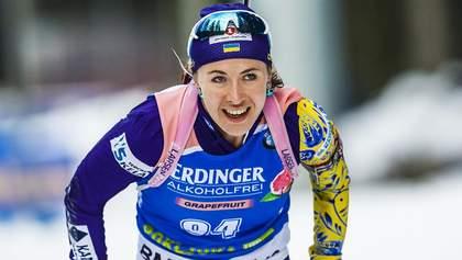 Биатлон: Эберг выиграла последнюю гонку перед чемпионатом мира, Джима – за пределами топ-20