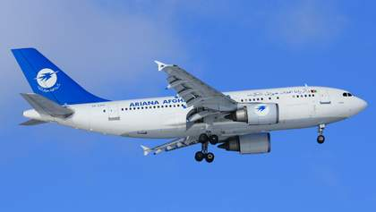 В Афганістані розбився невідомий літак, на борту якого могли бути 83 людей