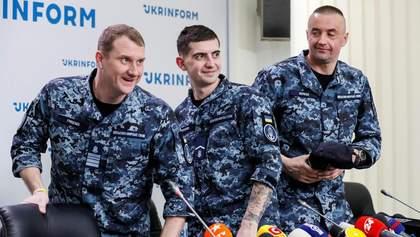 ФСБ Росії призупинила слідство проти українських моряків, – Полозов
