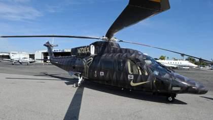 У гелікоптері Кобі Браянта не було чорної скриньки