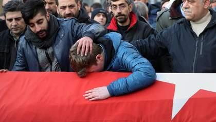 Обвиняемого в теракте в Стамбуле могут приговорить к почти 2400 годам заключения