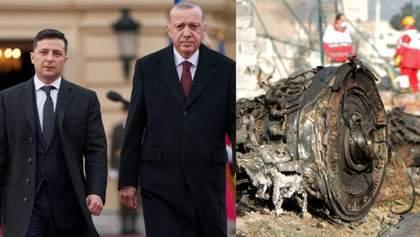 Головні новини 3 лютого: Зеленський і Ердоган, Іран образився на Україну через збитий літак