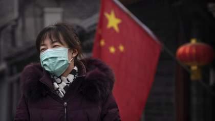 Замість зірочок – коронавірус: данська газета розмістила карикатуру на китайський прапор – фото