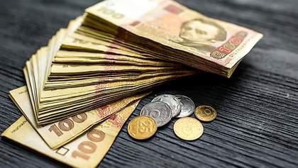 В Украине выросла средняя зарплата: инфографика