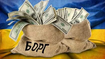 Долговая пирамида: о чем и зачем лгут украинцам